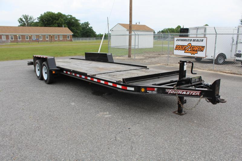 2014 Towmaster Trailers Tilt Equipment Trailer