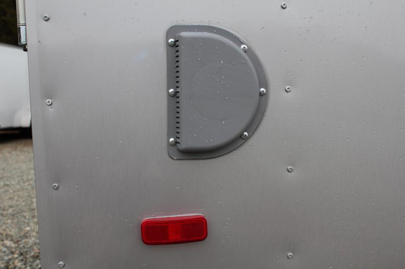 2020 Bravo Hero 6x12 w/ Ramp Door