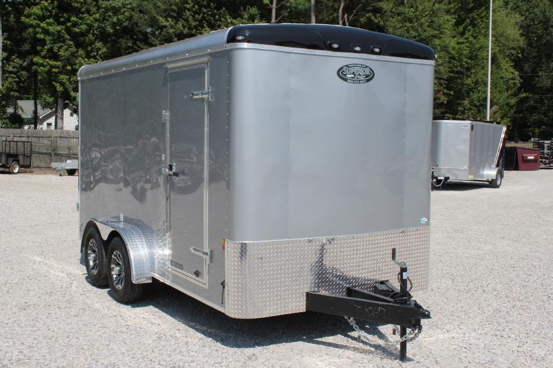 2019 Continental Cargo 7X14 w/Double Door in Hollister, NC