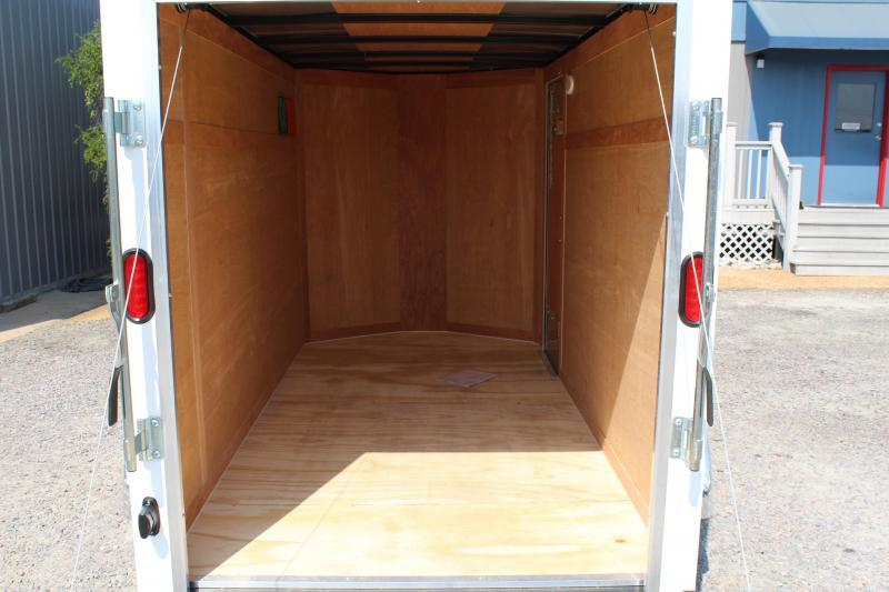 2019 Continental Cargo 5X8 w/Rear Ramp