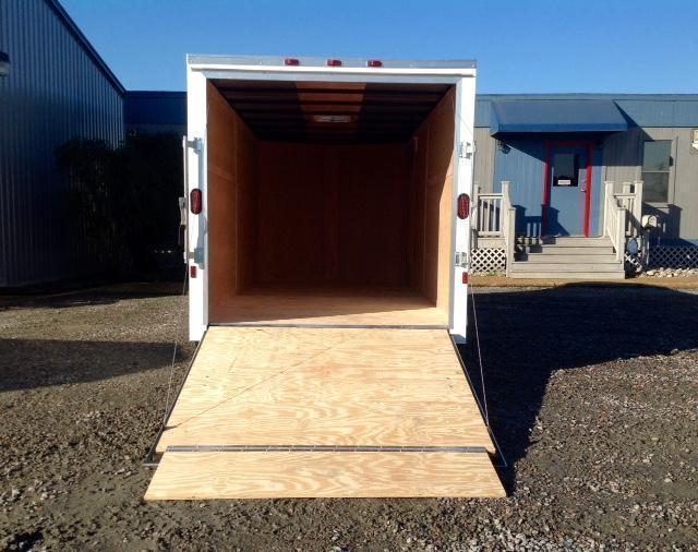 2020 Continental Cargo 7X16 w/ Ramp Door