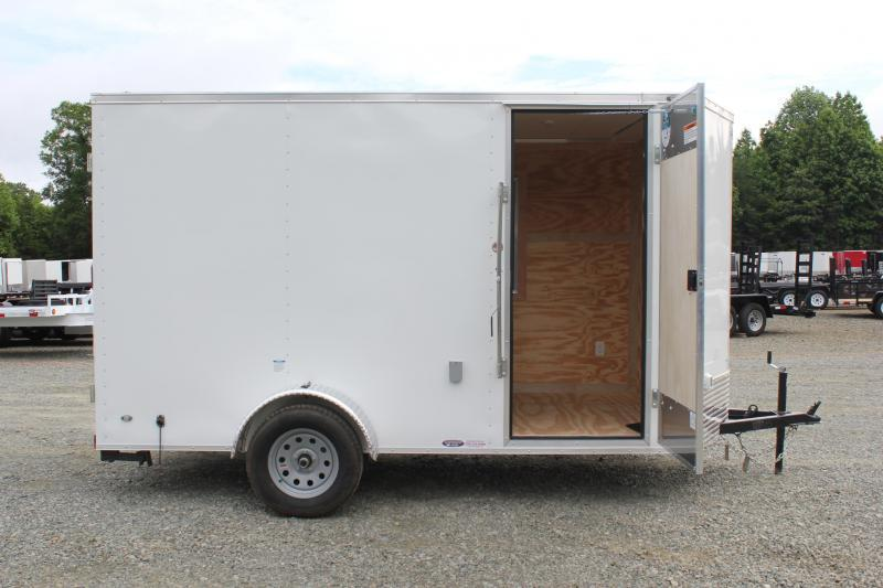 2020 Continental Cargo 6x12 Vending / Concession Trailer