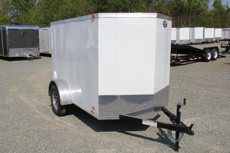 2019 Bravo Hero 5x8 w/ Ramp Door in Grandy, NC