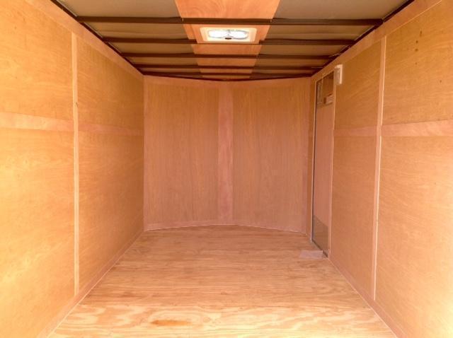 2020 Continental Cargo 7X16 w/ Ramp Door