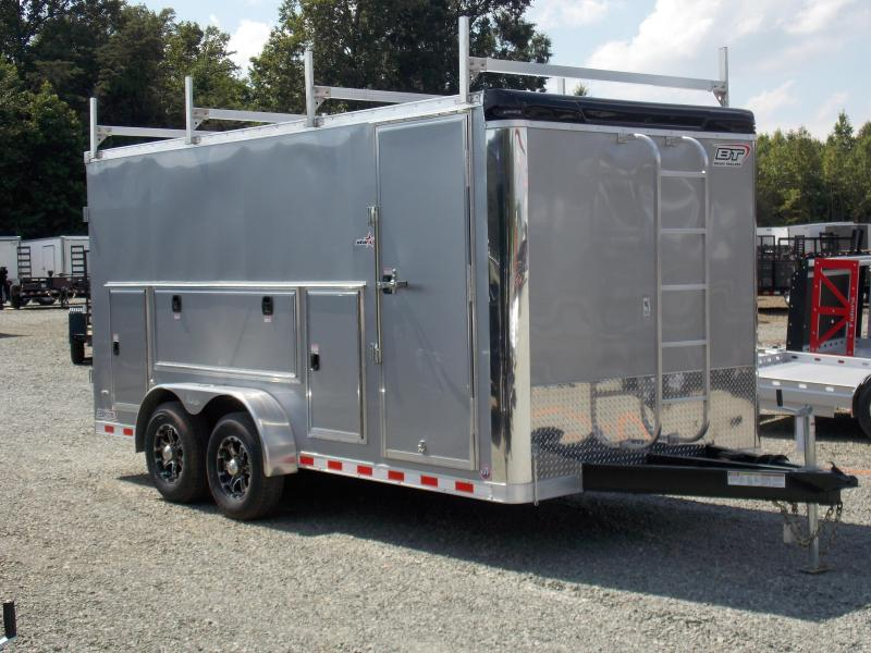 2020 Bravo Star 7x16 10K Contractor Special in Pinebluff, NC