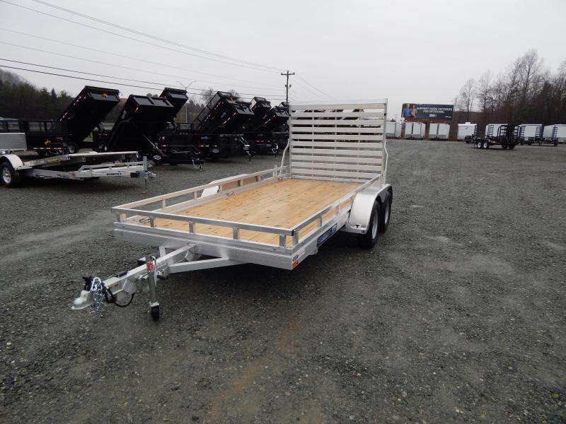 2020 Aluma 7814 ESW 7K w/ Rail Kit & Tailgate in Ashburn, VA