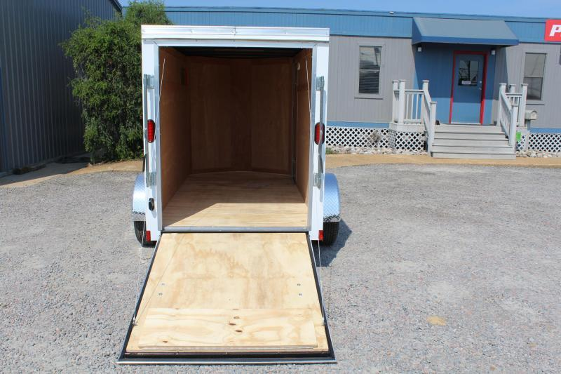 2018 Continental Cargo 5X10 w/Side Door & Ramp Door