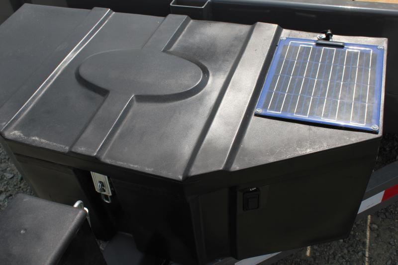 2019 Midsota 20ft Combo 14K Dump w/ 6ft Front  Deck