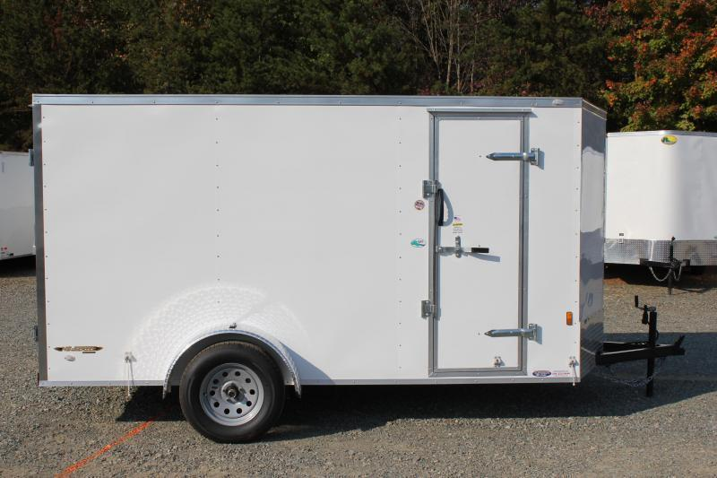 2020 Continental Cargo 6x12 Special w/ Double Rear Door