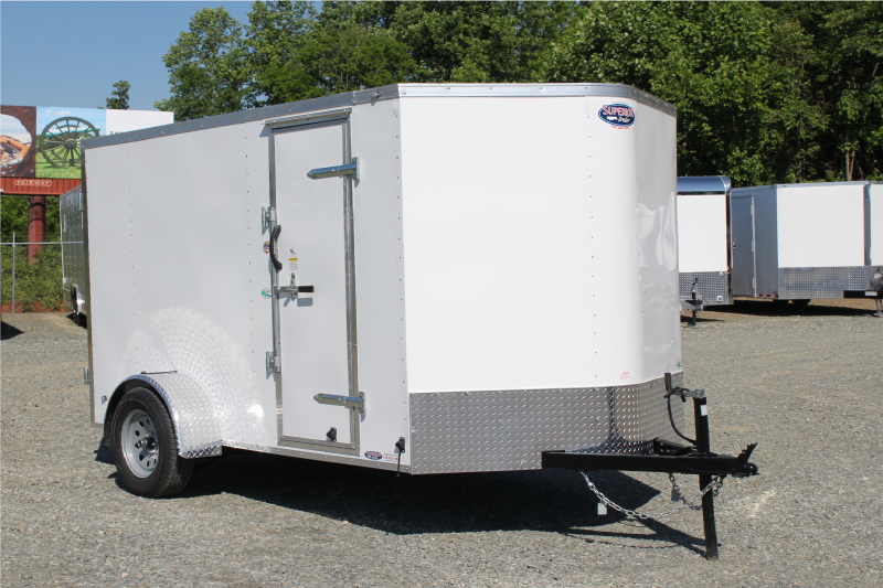 2020 Continental Cargo 6x12 Special w/ Double Rear Door in Hollister, NC