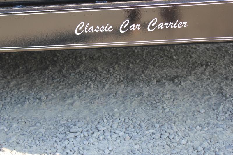 2019 Texas Bragg Trailers 20 CCC 10K Car Trailer