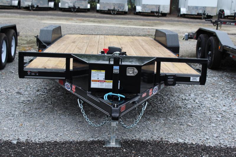 2020 PJ Trailers 20' C4 7K Car / Racing Trailer
