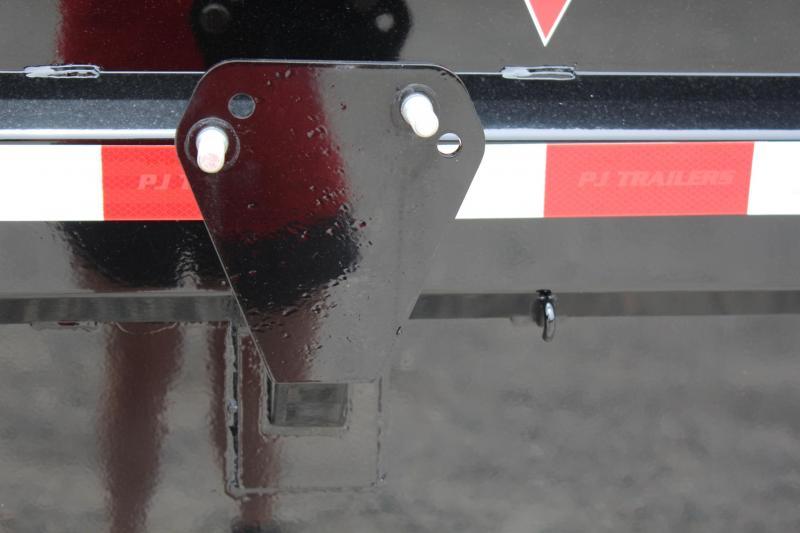 "2020 PJ Trailers 7X14 DL 14K Dump w/ 24"" Exp Metal Side Extensions"