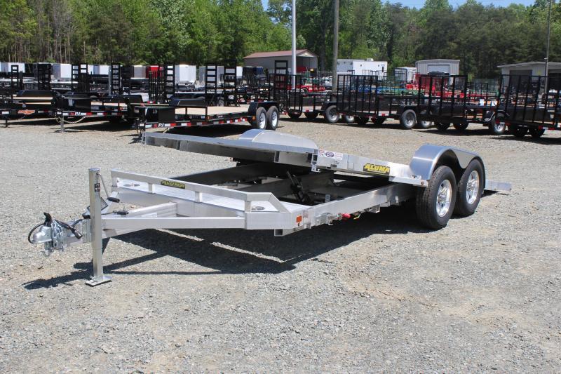 2020 Aluma 8216 Tilt Car Trailer in Ashburn, VA