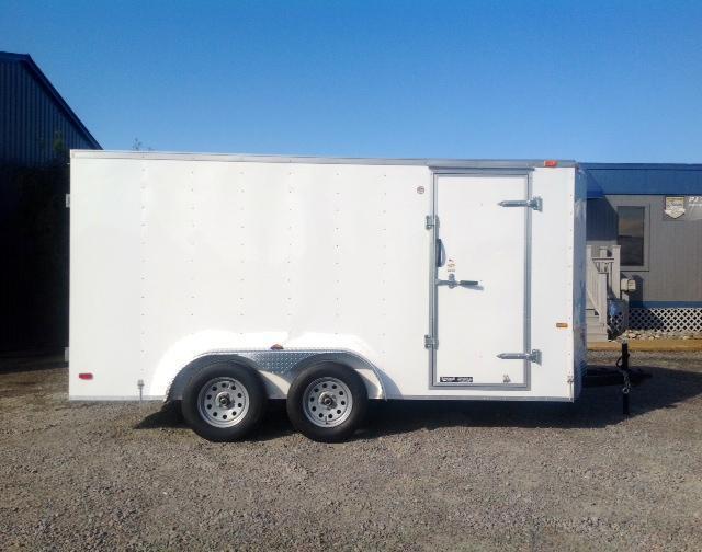 2018 Continental Cargo 7X14 w/Double Door