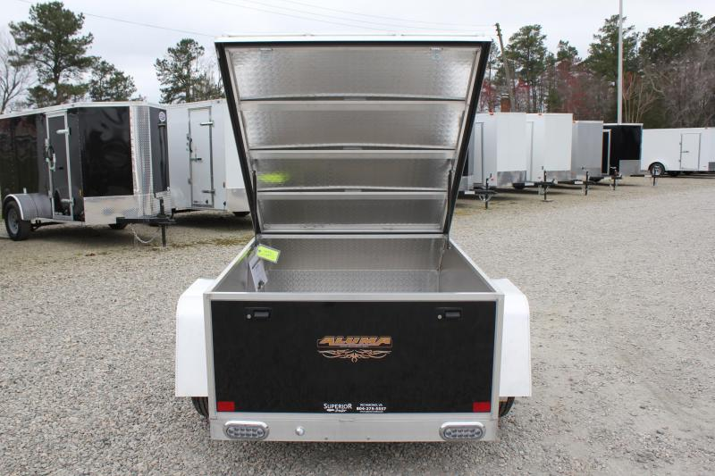 2020 Aluma AE46 Enclosed w/ Lift Lid