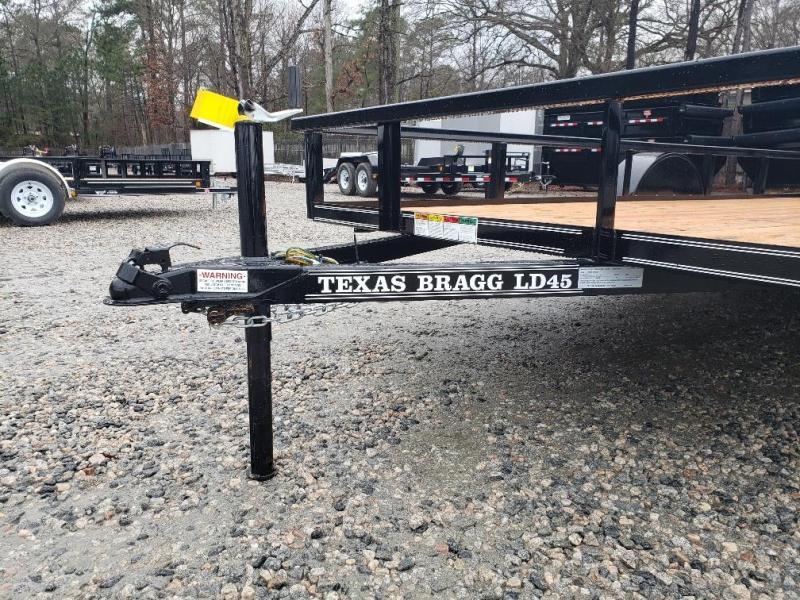 2019 Texas Bragg 6x14LD w/ Gate