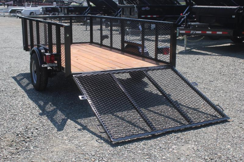 2019 Texas Bragg 5X10LB w/ 2ft Expanded Sides and Gate