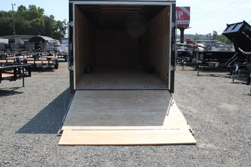 2019 Continental Cargo 8.5X28 10K w/ Ramp Door