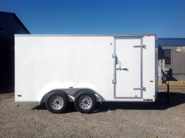 2020 Continental Cargo 7X14 w/Ramp Door in Grandy, NC