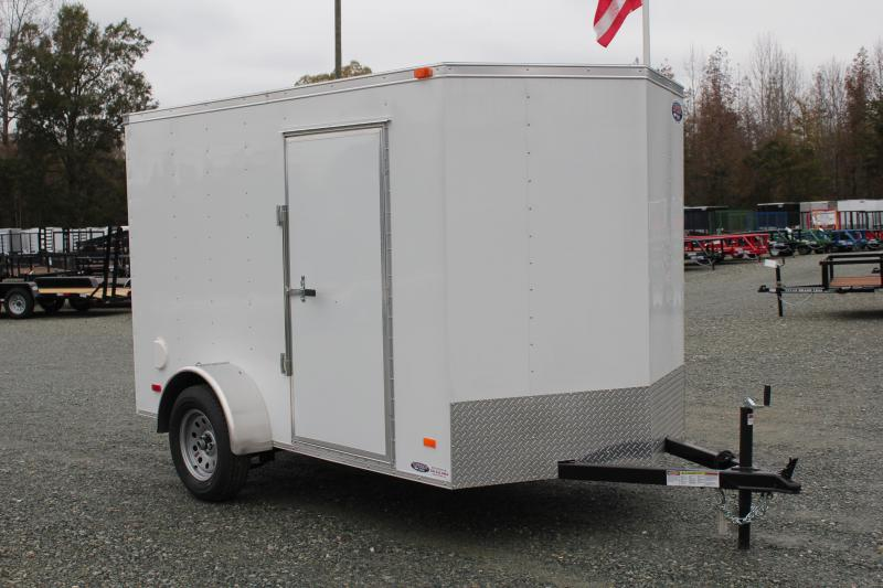 2019 Bravo Hero 6x10 w/ Ramp Door in Morrisville, NC