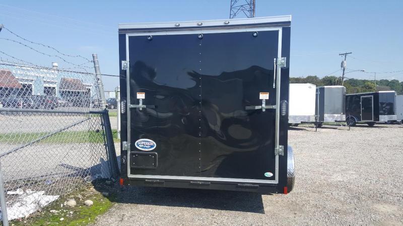2020 Continental Cargo 7X14 w/Ramp Door