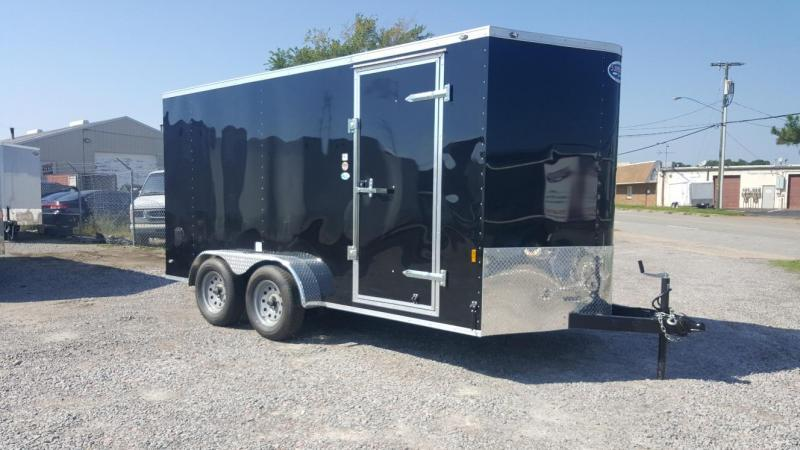 2020 Continental Cargo 7X14 w/Ramp Door in Hollister, NC