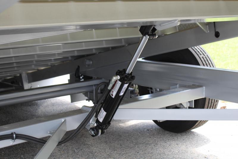 2020 Midsota TBWB-24 Tilt Bed Trailer