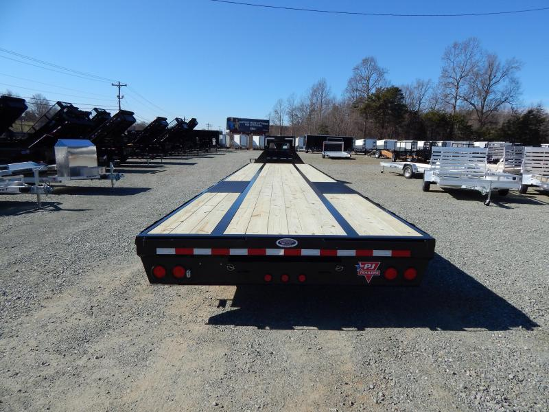 2019 PJ Trailers 40' Low Pro w/ 12K AIR RIDE Axles