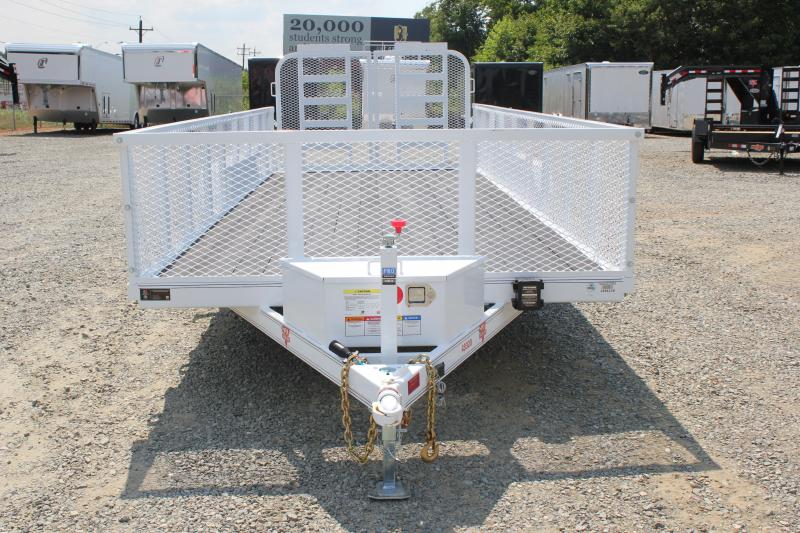 2019 PJ 20 10K UL w/2ft Expanded Sides Dovetail & Split Gate