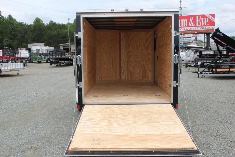2020 Continental Cargo 7X12  w/ Ramp Door