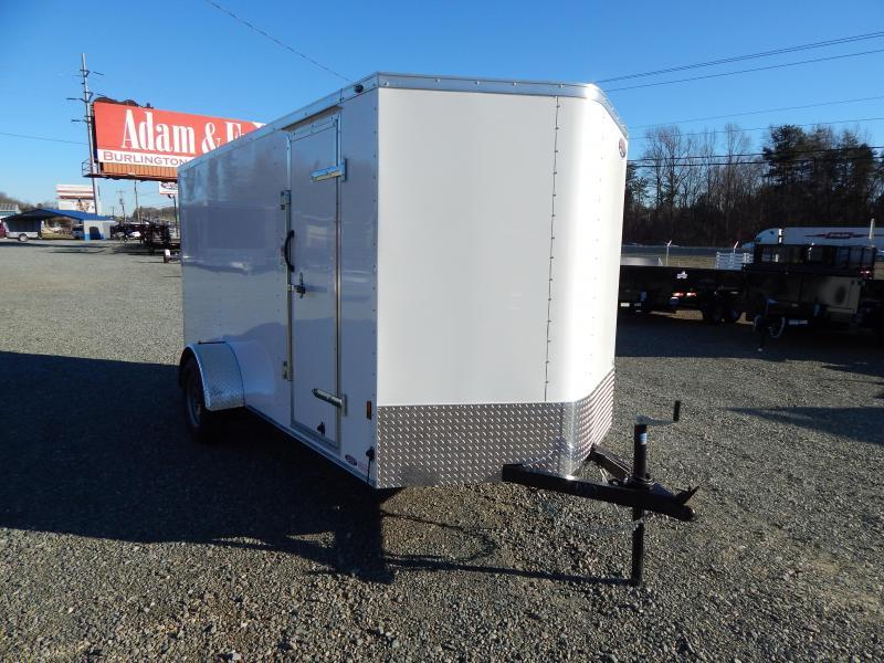2019 Continental Cargo 6x12 Special w/ Ramp Door