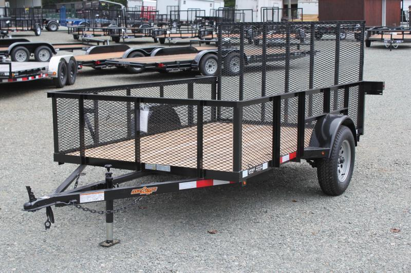 2019 Down 2 Earth 6X10 2ft Expanded Sides and Gate