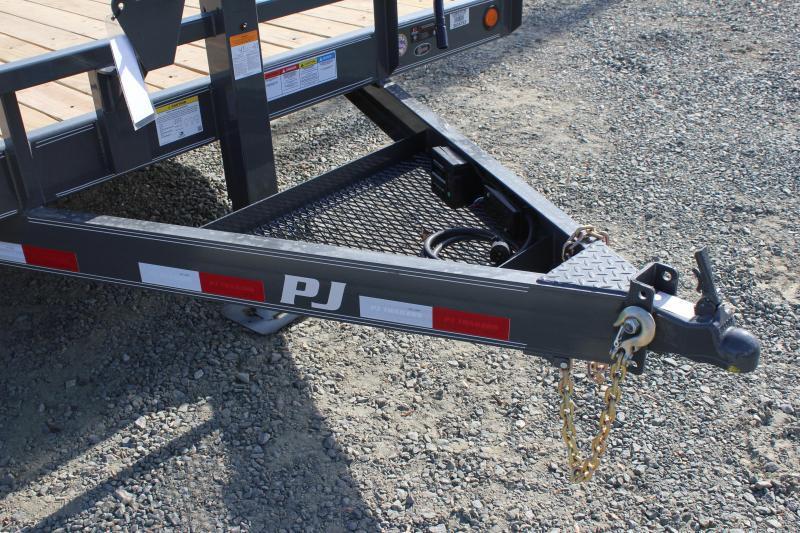 2020 PJ 22ft B6 14K w/ Monster Ramps