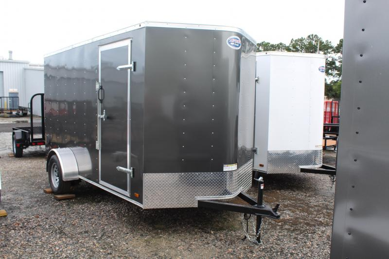 2019 Haulmark Passport 6x12 w/ Ramp Door in Roper, NC