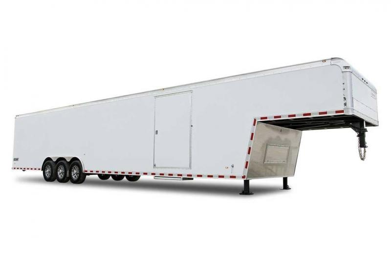 2017 Haulmark EGGP85X32WT3 Car / Racing Trailer