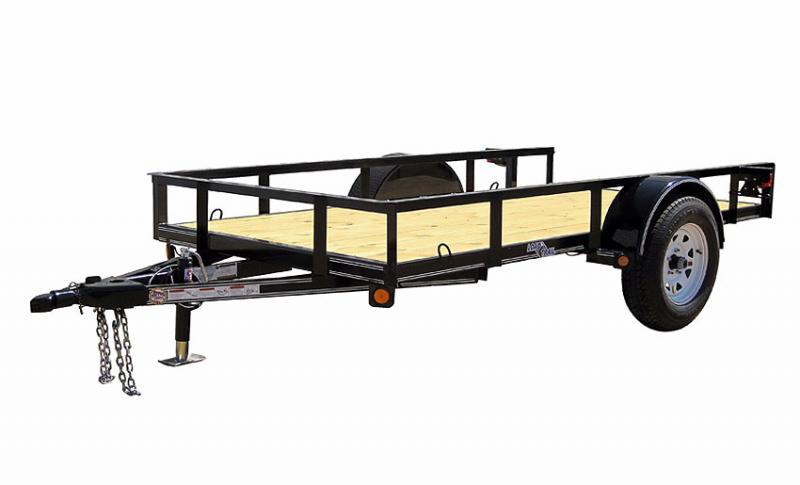 2019 Load Trail SA03 - Single Axle Landscape 77 x 12 Utility Trailer