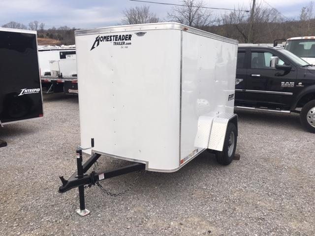 2019 Homesteader 508FS Enclosed Cargo Trailer