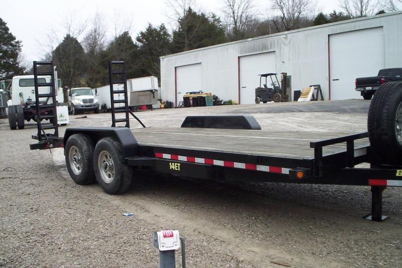 2015 Big Tex Trailers 20TXL Utility Trailer