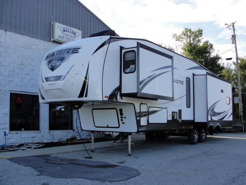 2019 Sabre 31 IKT Travel Trailer