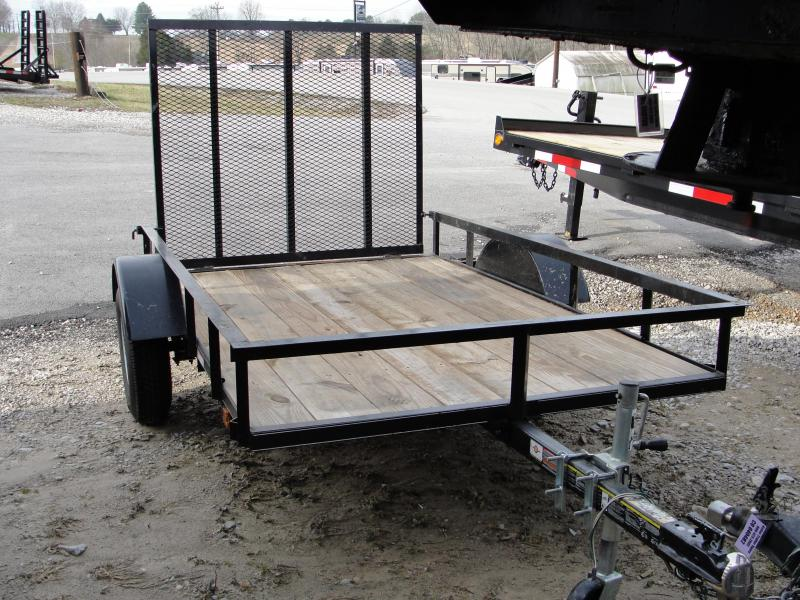 2014 Carry-On 5X8SPW Utility Trailer