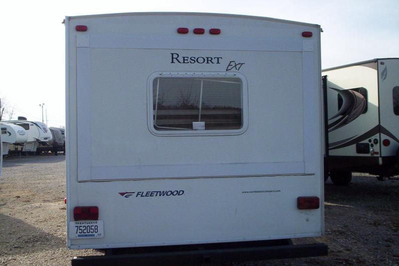 2005 Fleetwood RV Resort 25QB Travel Trailer | Keller Trailers ... on pilgrim trailers, hornet trailers, v-cross trailers, forest river trailers, newmar trailers, dutchmen trailers, towlite trailers, hy-line trailers, kz trailers, prime time trailers, sidekick trailers, sunset trail trailers, r vision trailers, ultra light trailers, knaus trailers, ultra lite trailers, everlite trailers, trail lite trailers, shadow cruiser trailers, ultra hauler trailers,