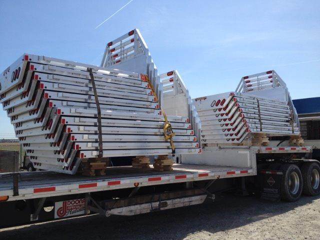 2019 Aluma 96106 Long Bed Dually Aluminum Truck Bed