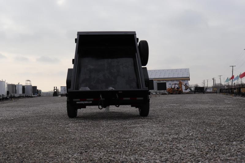 "2019 Sure-Trac 62""x8 5K Single Ram Dump"