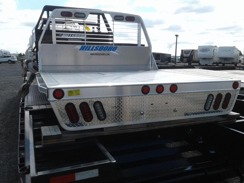 2018 Hillsboro Industries Series 2000 Aluminum Single Wheel Short Bed