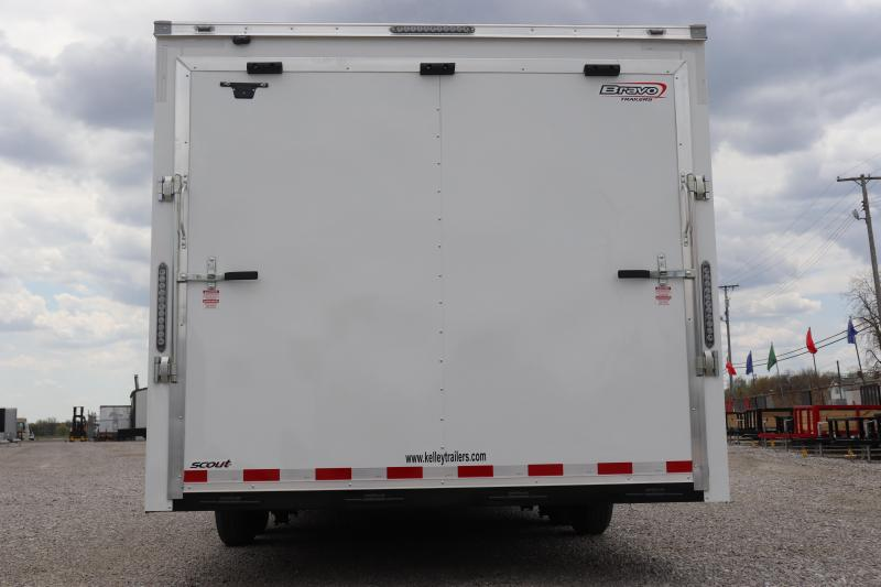 2019 Bravo Trailers 8.5x24 10K Scout Enclosed Cargo Trailer