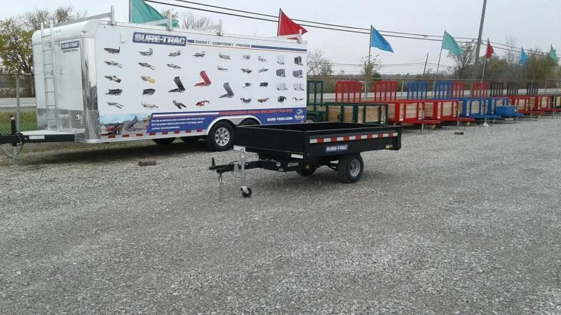 Dump Trailers   Kelley & Sons Trailers   Sure-Trac Aluma and