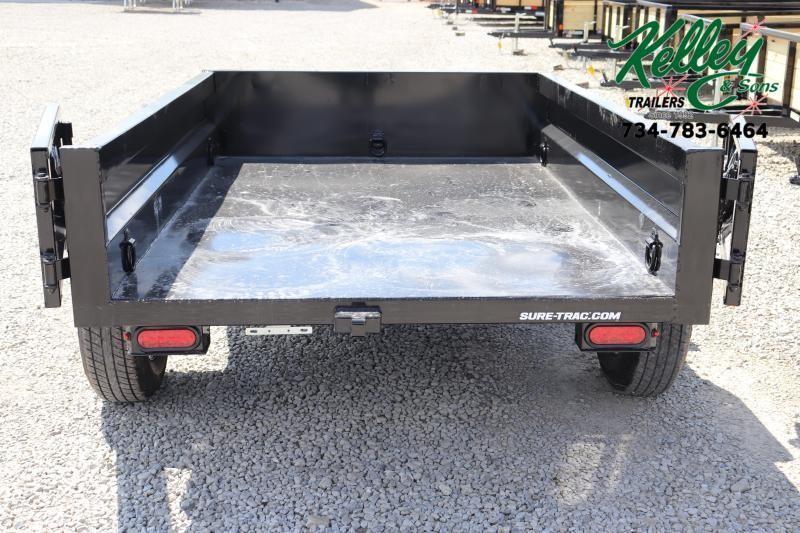 "2020 Sure-Trac 62""x8 5K Single Ram Dump"