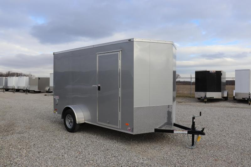 2019 Bravo Trailers 6x12 Scout w/ Ramp Door Enclosed Cargo Trailer