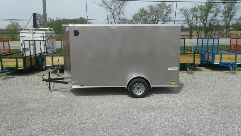 2018 Bravo Trailers 6 x 12 Scout Enclosed Cargo Trailer